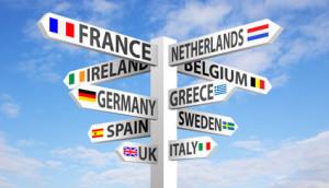 Weg zum Praktikum im Ausland